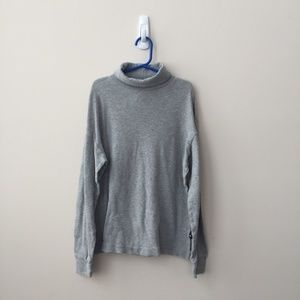 Gap Boy's Grey Turtleneck Size Medium (7-8) Years